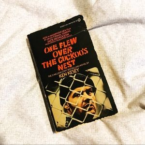 Ken Kesey One Flew Over the Cuckoo's Nest Book